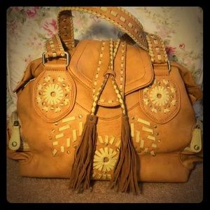 Nicole Lee large satchel